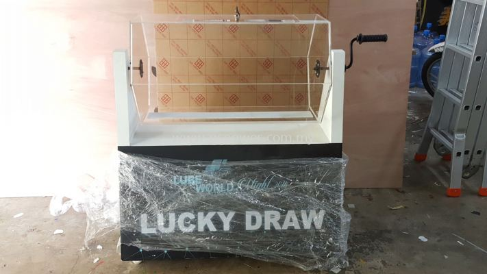 Lucky Draw Box 2 -1