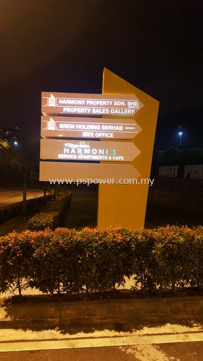Outdoor Signage 21-
