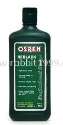 OSREN REBLACK- BUMPER & TRIM CARE