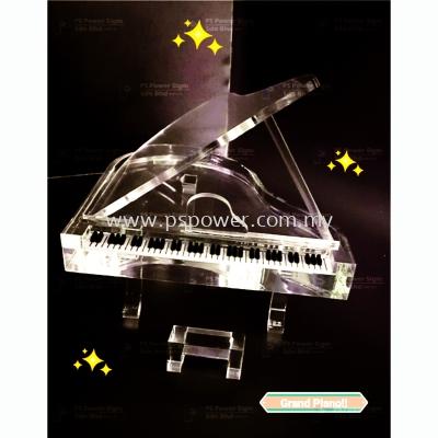 Acrylic-Piano