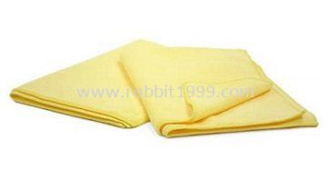 OSREN YELLOW BUFFING TOWEL - 40cm x 60cm