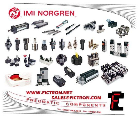 Norgren Pneumatic Components Supply Oct 10 2018 Selangor