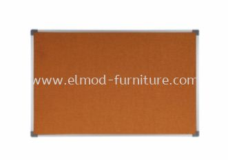 Notice Board With Aluminum Frame