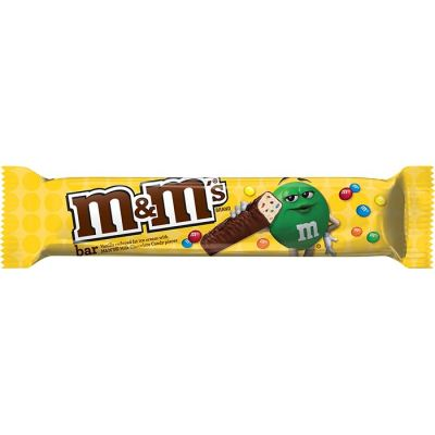 M&M's ice cream bar