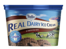 Bulla Real Dairy Chocolate 2L Bulla Premium Ice Cream