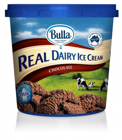 Bulla Real Dairy Chocolate 1L