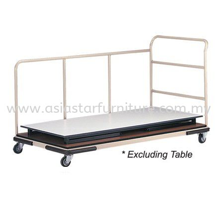FLAT TABLE TROLLEY