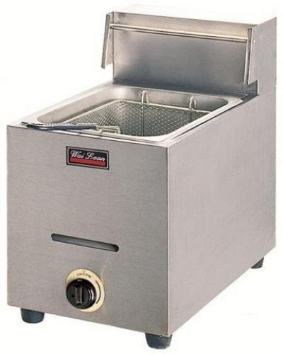 HY71-Gas Fryer 1Tank ID996849