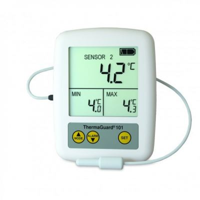 226-511 ETI THERMAGUARD 101 HIGH ACCURACY FRIDGE/FREEZER THERMOMETER