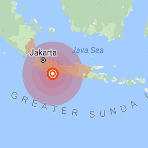 East Indo Java province earthquake killed 3 TravelNews