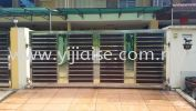 OPEN GATE Open Gate Main Gate Stainless Steel Works