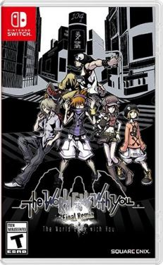 Nintendo Switch The World Ends With You Final Remix
