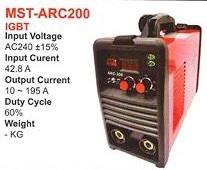Mostar welding Machine MST-ARC200