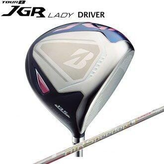 Bridgestone TOUR B JGR LADY pink driver AiR Speeder L shaft  13.5 LDS