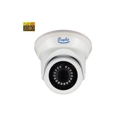 Deeplet H.265 1080p 2.0MP IP IR Dome Camera