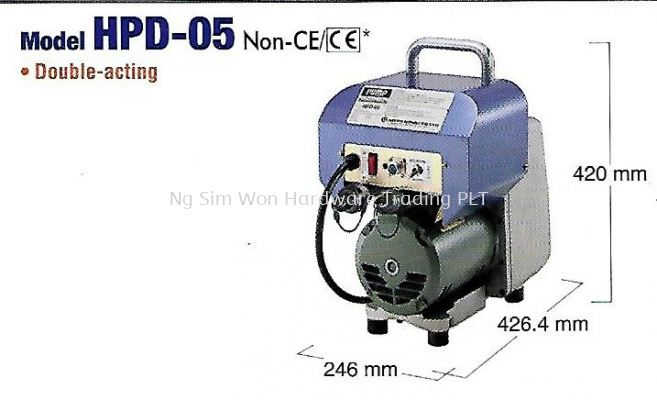 HYDRAULIC PUMP HPD-05 FOR SELFER ACE PUNCHER