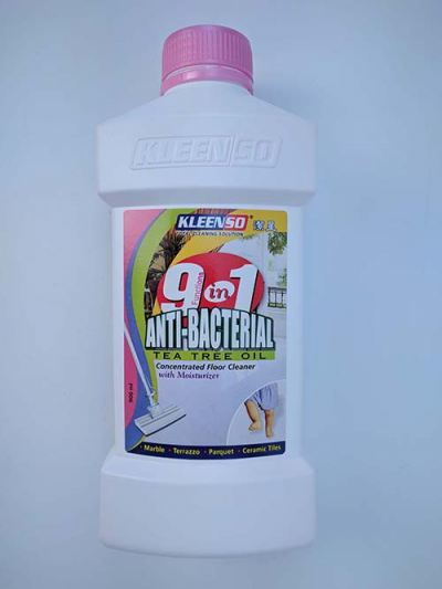 Kleenso 900ml 9in1 Anti-Bacterial Floor Cleaner