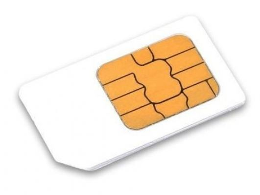 SIM Card for Cell Phone Data Plan