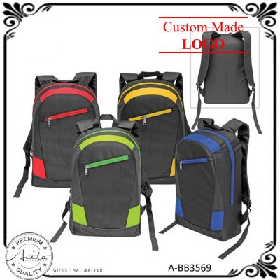 Fashion Colorful Large Capacity Student Officer Travel Sport Backpack A-BB3569