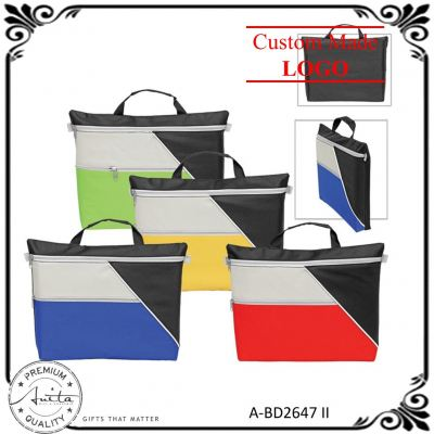 Candy Color Fashion Hand Carry Student Officer Travel Document Bag A-BD2647-II