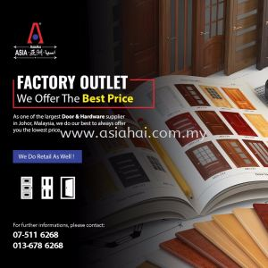 Door and Hardware Supplier Johor