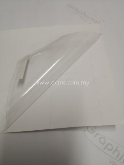 000 GRAPHICTAC GLOSS COLD LAMINATION FILM