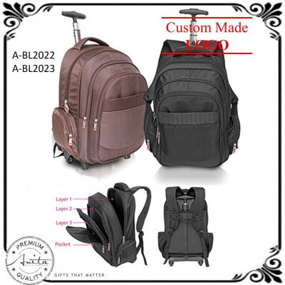 High Quality Multi-layer Travel Trolley Luggage Laptop Backpack A-BL2022/BL2023
