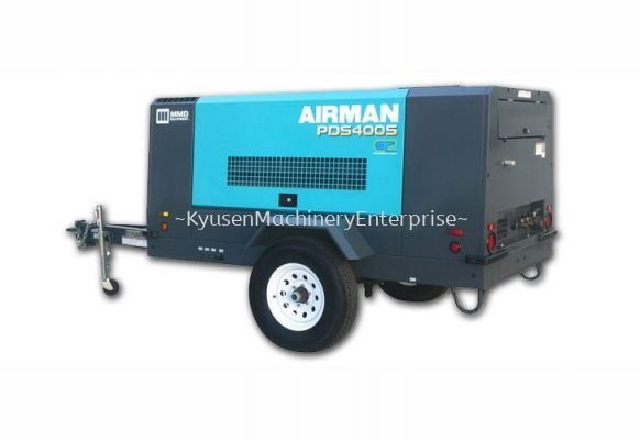 AIRMAN Air Compressor PDS400S-6B5