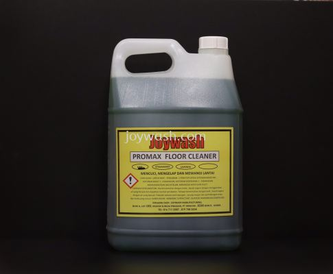 Floor Cleaner Promax Lime 10 Litre