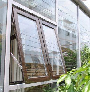 Alumnium Top Hung Window