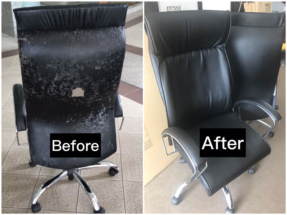Office chair reupholstery Reupholstering Office Chair Reupholstery Elmod Online Sdn Bhd Office Chair Reupholstery Office Chair Repair Reupholstery