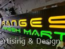 3D LED BOX-UP SIGNBOARD Others