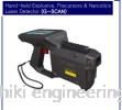 HAND-HELD EXPLOSIVE, PRECURSORS & NARCOTICS LASER DETECTOR (G-SCAN) EOD Equipment