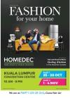 HOMEDEC Exhibition 2018 Part 1