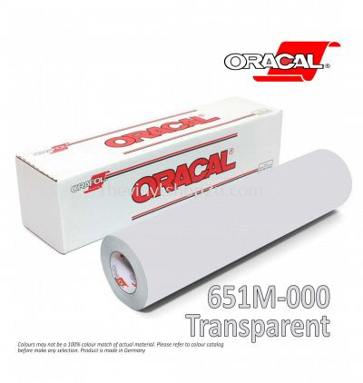 ORACAL® 651 INTERMEDIATE CAL - M000