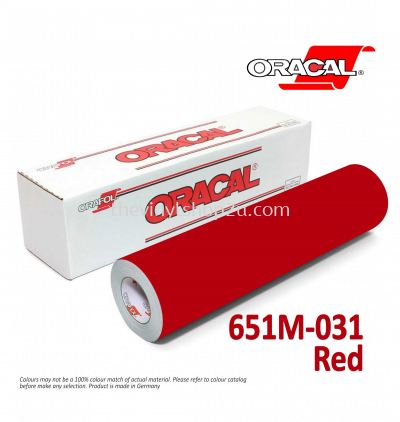 ORACAL® 651 INTERMEDIATE CAL - M031