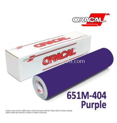 ORACAL® 651 INTERMEDIATE CAL - M404