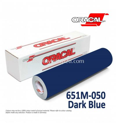 ORACAL® 651 INTERMEDIATE CAL - M050