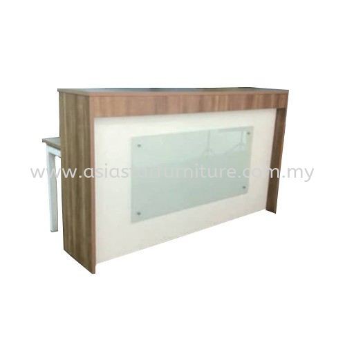 RS3 RECEPTION COUNTER TABLE & MOBILE PEDESTAL 3D