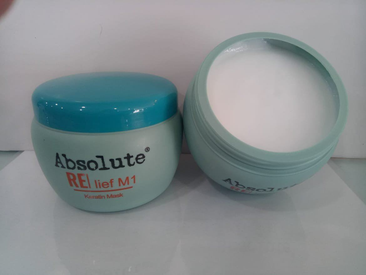 Absolute  Keratin Mask  RE lief  M1 500ml