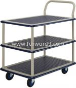 Prestar NB-115 Triple Deck Single-Handle Trolley