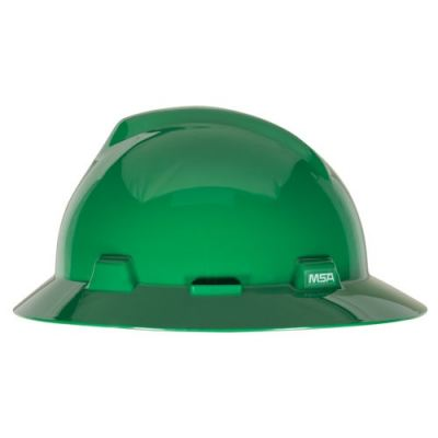 MSA V-Gard® Full Brim Hard Hat