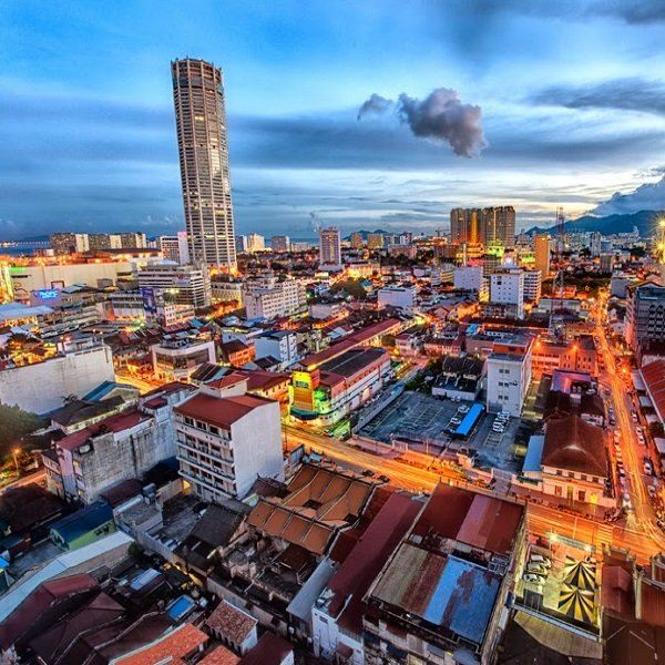Penang's 8 advantages to attract China investment  M'sia News