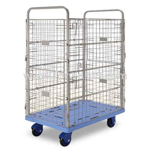 Prestar PF-307W-P Double Side-Net Trolley Prestar Series  Truck and Trolley Material Handling Equipment