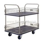 Prestar NF-327 Double Deck Side-Net Trolley