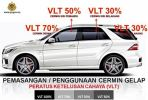 JPJ Window Tint Regulations