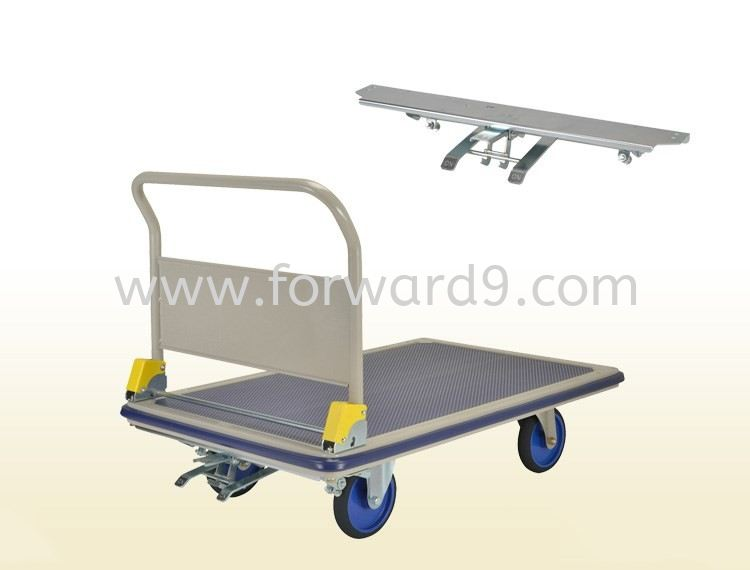 Prestar NG-S401-8 Folding Handle Trolley with Foot Parking Prestar Series  Truck and Trolley Material Handling Equipment
