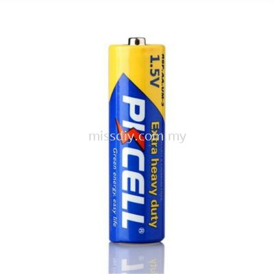 0422, piscell Extra heavy duty AAA Battery 2pcs