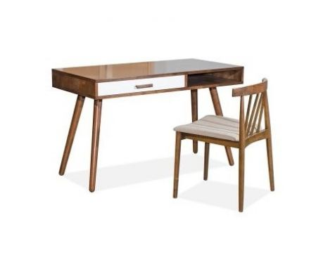 Chile Writing Table + Chair Set