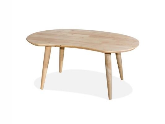 Bean coffee table